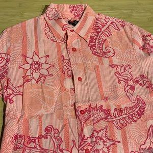 Vintage Diesel Hawaiian Print Shirt